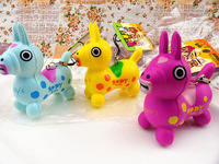 Original package with tag cute rare kawaii 7cm small horse squishy  squishies bun phone bag charm 30pcs/lot  free shipping