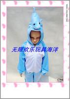The resurrected animal costume animal performance wear animal dollarfish