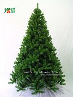 300cm luxury encryption christmas tree widen leather lengthen Christmas decoration