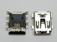 5pcs Micro mini USB connector is widely used in MP3 MP4 MP5 Tablet PC Netbook MU01