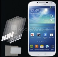 5x CLEAR Screen Protector Film for Samsung Galaxy S4 SIV i9500 free shipping