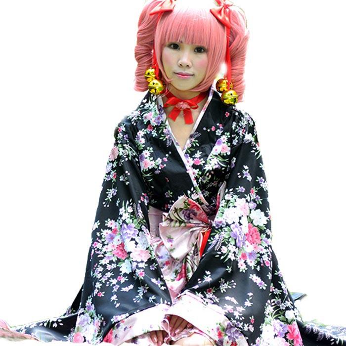Plus Size Geisha Costume Maquillaje