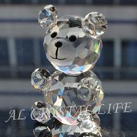 Free shipping XMAS GIFT 5 Choice Crystal bear Wedding / Bridal Shower Favors