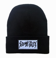 DIMEPIECE  knit beanies brand new men designer  skullies snapbacks cap & beani hats black white freeshipping