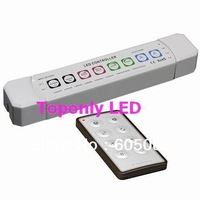 DC12/24V touch remote led rgb rf controller,design for controlling rgb led module led strip led panel,50pcs/lot hot selling