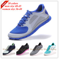 Hot Upper Fabric Running Shoes Wholesale Retail Men's Women's Athletic sport shoes Drop Free shipping Top Quality 36-45