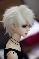 Bjd doll wool wig 6 style