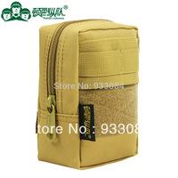 New bag men tactical wallet pouch 2014 women waterproof gear shoulder bag waist pack small carry bag male tactical molle pouch