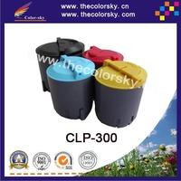 (CS-S300) toner laser cartridge for Samsung CLP 300 300n clx 2160 3160 (2k/1k pages) Free FedEx