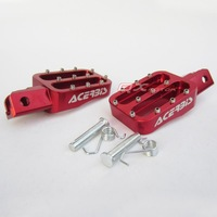 CNC Foot Pegs / Foot Rest for Dirt bike/Pit bike use!