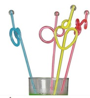 Sand cup fruit juice spoon stirring rod cocktail thivel spoon bag