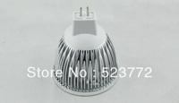 MR16/GU10/E27 LED bulbs 4w led spotlight
