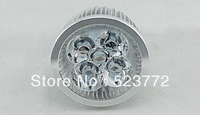 Epistar MR16/GU10/E27 LED bulbs 4w led spotlight free shipping