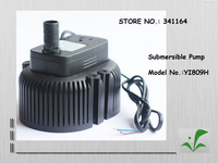 YI809H, free shipping, 45w submersible water pump for water air coolers, air cooler units. mute, high temperature resistance