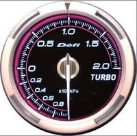 2.5 INCH 60MM Defi Advance C2 Gauge, Turbo Boost Gauge, Pink Model, White Light, DF12602