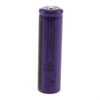 10pcs Purple Ultra Fire 3.7v 4500mAh TR 18650 Rechargeble LI-ION Battery w/ PCB Free Shipping
