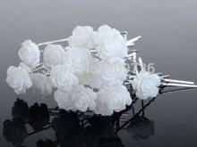 Wholesale 20 40PCS Wedding Bridal Pearl Hair Pins Flower Crystal Hair Clips Bridesmaid Jewelry 5 Styles