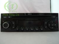 HSAE RD9 RADIO CD PLAYER TUNER FOR PEUGEOT 207 307 308 CAR RADIO MP3