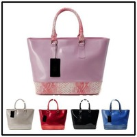 2013 Famous Brand Name Totes Designer Women F handbag Beach candy Handbags Silicon candy Totes Bags