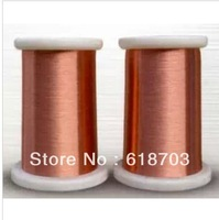 0.5 kg Solderable polyurethane enameled copper wire, Class 155C UEW