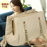 Color block candy color shoulder bag 2013 women's handbag sweet fashion summer small cross-body bags