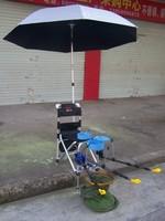 2012 three generations of multifunctional fishing chair taiwan stool fishing chair fishing box fishing chair bundle
