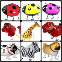 Ladybug Animal Pet Balloons Wholesale Wedding Decoration Promotions Gift Helium Balloons