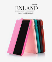 Free shipping Genuine Kalaideng Enland series flip Leather Case For ZTE Nubia Z5 leather wallet case