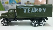 popular military truck models