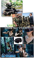 Free shopping outdoor windproof riding eyewear tactical goggles motorcycle glasses sunglass