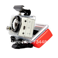 2013 New Arrival Surfing Floaty Float Box  With 3M Adhesive For GoPro HD HERO,HERO2,HERO3