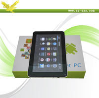 Shenzhen 9 Inch Tablet PC WIFI,A13 Android 4 0 Skype Tablet,512MB/8GB Tablet Android 4 0 Mini PC A13-9 ZXS