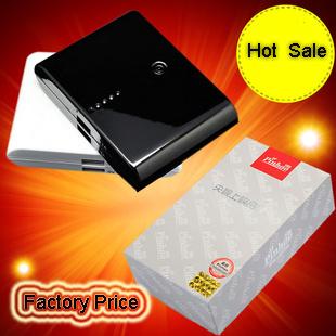12000mAh 2*USB Power Bank External Battery Pack Portable Charger