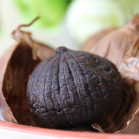 One Clove Black Garlic Beauty And Healthy Food Good Recipes Anti Aging Anti Oxident 100% Green Food (1PCS)