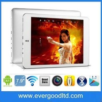 "Cube U35GT2 Android 4.1 RK3188 Quad Core Tablet PC 7.9"" IPS Screen 1024x768 pixels WIFI OTG Bluetooth HDMI 2GB 16GB"