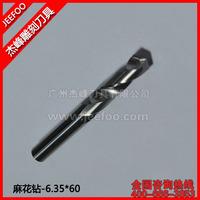 6.35*60 Twist drill/Solid Carbide Drill Bits