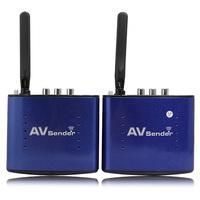 Free shipping 5.8G AV Sender &IR Remote Extender Wireless Transmitter,AV Sender,wireless receiver 2sets