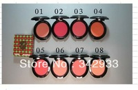 3pcs/lot 2013 New arrival!Free shipping!young High quality makeup Blush 8 different color