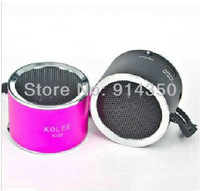 Mini Music Angel Digital Speaker for PC Support USB Micro SD TF Card FM MP3 K29Free Shipping