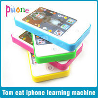 Free Shipping iPhone Baby Toy  iphone Learning Machine Toys Kid's Learning Toys Chinese & English Educational Study Toy