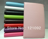 tab 3 7 leather case, pu leather stand case cover For Tab 3 7 for P3200 1pcs free shipping