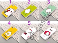 Free Shipping Wholesale 10pcs/lot Super Cute Molang Series Potato Rabbit Case cover for iPhone 4 4s