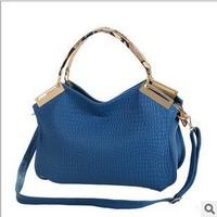 new wave of Korean fashion handbags shoulder bag lady Mobile Messenger bag big bag ladies