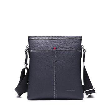 Fashion man bag fashion dull 2013 quality cowhide messenger bag