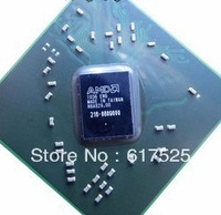 FREE SHIPPING 100% 1pcs AMD 216-0809000 BGA IC Chipset With Balls for Laptop