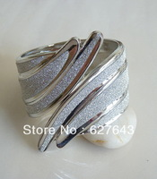 FG030(Min.Order $15)2013 Fashion Jewelry Bracelets & Bangles Novel Modeling Bangle For Women 925 Silver Plated Bangle