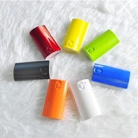 Candy color mini mobile power tape led lighting flashlight mobile phone charge treasure Universal