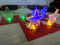 Ultra-thin card led card light lighting size portable promotional ogo