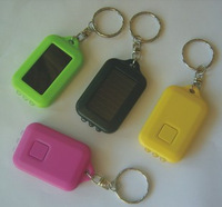 Lamp led keychain lights glare flashlight promotional logo