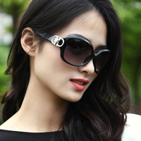 Parzin Sunglasses Female Fashion Sunglasses Elegant Star Style Sunglasses Women's Large Sunglasses